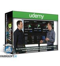 دانلود Udemy Power BI Dashboard Design Video Course