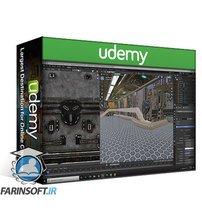 دانلود Udemy The Ultimate Blender 3D Environments Course