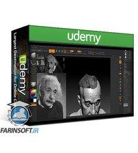 دانلود Udemy Victory3D – Facial Anatomy and Likeness Tutorial