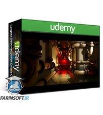 دانلود Udemy Victory3D – Submarine Interior Environment Creation