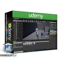 دانلود Udemy Basic AI character Programming – Unreal Engine 4