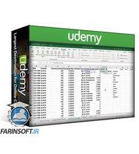 دانلود Udemy Excel Data Analysis Tools