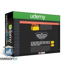 دانلود Udemy Professional Website Design + WordPress Website Development