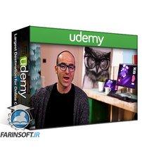دانلود Udemy User Experience Design Essentials – Adobe XD UI UX Design