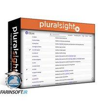 دانلود PluralSight Building a JavaScript Development Environment