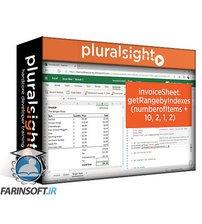 دانلود PluralSight Building Excel Online Automation with Office Scripts