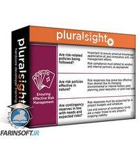 دانلود PluralSight Managing Risks in Project Environments
