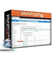 دانلود PluralSight Microsoft Azure Security Engineer: Monitor Security Using Azure Security Center