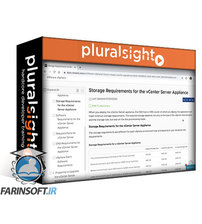 دانلود PluralSight vSphere 7: Installing and Configuring vCenter Server and ESXi Hosts