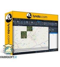 دانلود lynda AutoCAD Map 3D 2022 Essential Training