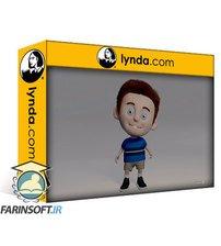 دانلود lynda Create an Animated Character in Blender 2.9
