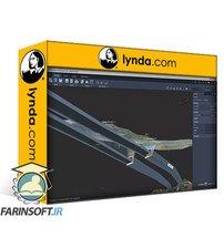 دانلود lynda InfraWorks 2021: Parametric Civil Structure Models