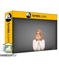 دانلود lynda Introduction to Graphic Design: XD