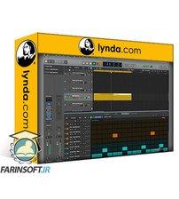 دانلود lynda Logic Pro: Producing Electronic Music