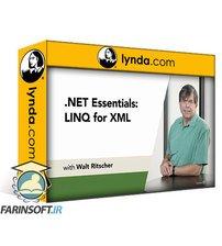 دانلود lynda .NET Essentials: LINQ for XML