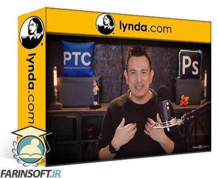 دانلود lynda Photoshop 2021 Quick Start