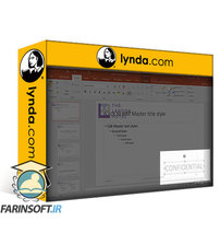 دانلود lynda PowerPoint Quick Tips