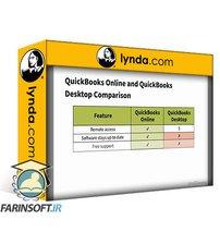 دانلود lynda QuickBooks Online Essential Training