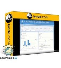 دانلود lynda S/4 Finance: Fiori Accounts Receivable Analytics