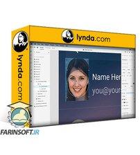 دانلود lynda Using Adobe XD with the Creative Cloud Apps