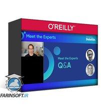 دانلود OReilly Meet the Expert Unlocking AI with a Data Fabric with Sam Ramji and David Thomas