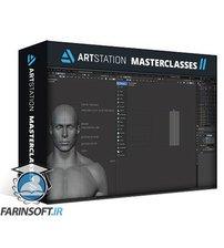 دانلود ArtStation Anatomy and Form in Blender – Sculpting Course