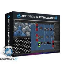 دانلود ArtStation Creating Fabric Materials in Substance Designer