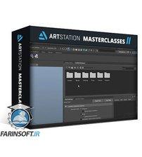 دانلود ArtStation Hero 3D Asset Creation – In-Depth Tutorial Course
