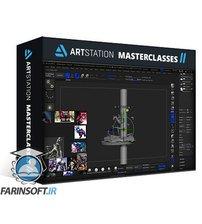 دانلود ArtStation The X Men Vs Sentinel Vol 1 Model 3D printing