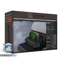 دانلود Gumroad The BlenderBros Hard Surface Game Asset Course