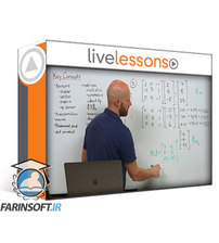 دانلود LiveLessons Linear Algebra for Machine Learning