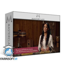 دانلود MasterClass Sheila E. Teaches Drumming and Percussion