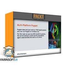 دانلود PacktPub Puppet 6 Essentials