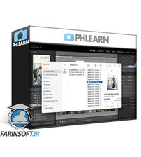 دانلود PhLearn The Fastest Way to Edit Multiple Photos in Lightroom Classic