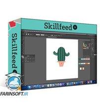 دانلود Skillshare Adobe Illustrator: Paper Cut-out Effect