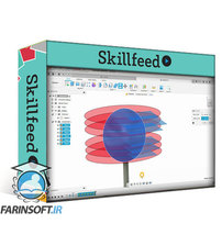 دانلود Skillshare Beginners Guide to 3D Design using Fusion 360