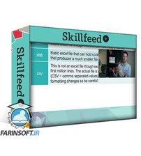 دانلود Skillshare Excel MasterClass: Beginner to Master