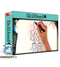 دانلود Skillshare How to Draw : ONE shape to Draw ANY Body