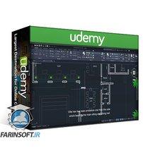 دانلود Udemy 3Ds Max & Vray workshop for Architects