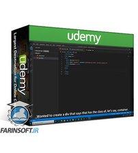 دانلود Udemy Crash Course HTML5 Template and Bootstrap 4 Bootcamp