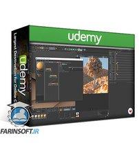 دانلود Udemy Domestika – 3D Animation with Cinema 4D and Redshift for Beginners