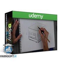 دانلود Udemy Drawing and Sketching for Designers (and Everyone Else!)