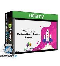 دانلود Udemy React Native and Router: Build Mobile Apps With React