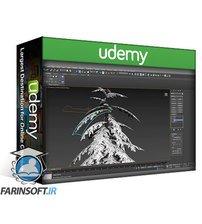 دانلود Udemy Victory3D – Environment Creation Snowy Cabin