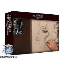 دانلود Watts Atelier Head Drawing with Erik M. Gist