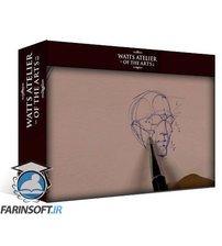 دانلود Watts Atelier Sketchbooking Techniques & Subjects with Jeffrey R. Watts