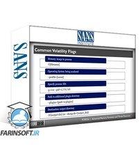 دانلود Sans FOR526 Advanced Memory Forensics & Threat Detection