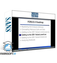 دانلود Sans FOR610 Reverse-Engineering Malware Malware Analysis Tools and Techniques