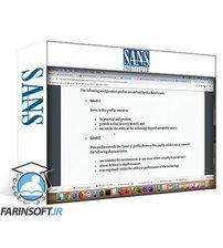 دانلود Sans MGT414 SANS Training Program for CISSP Certification