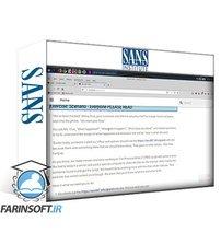 دانلود Sans SANS – SEC487 Open-Source Intelligence (OSINT) Gathering and Analysis